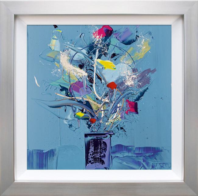 Wild Flowers II - Framed