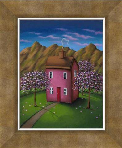 The Simple Life - Framed by Paul Horton