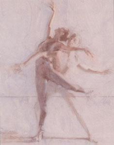 Liaison I by Charles Willmott