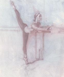 Darcey I (Darcey Bussell) - Ballet by Charles Willmott