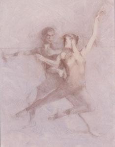 Liaison II by Charles Willmott