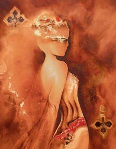 Regal Splendour II by Charlotte Atkinson