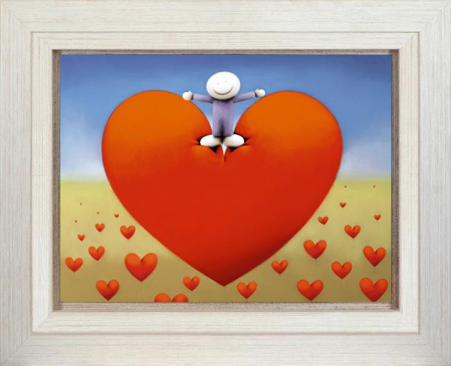 I Love You This Much II (Deluxe) - Framed by Doug Hyde