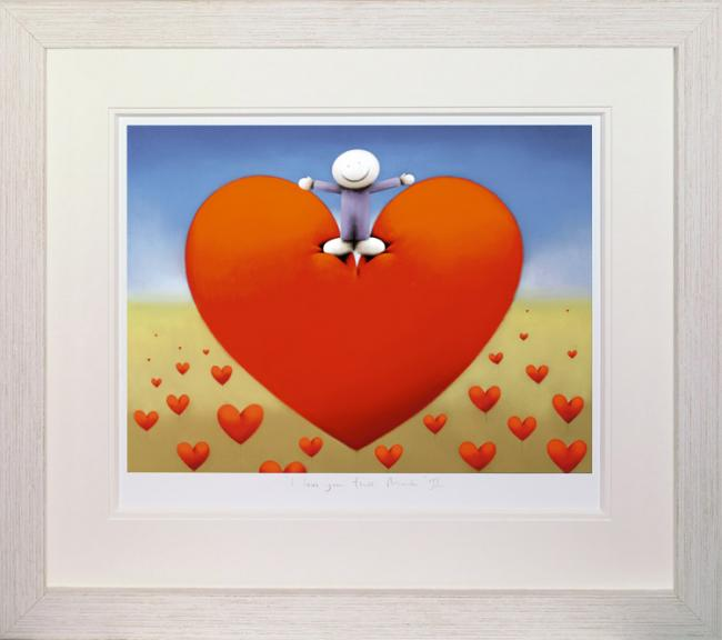 I Love You This Much II - Picture by Doug Hyde