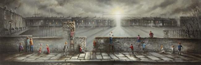 Field Of Dreams by Bob Barker