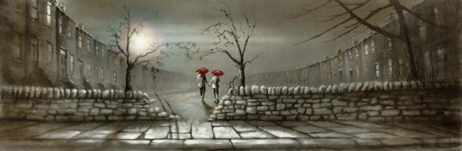 Moonlight Hearts by Bob Barker