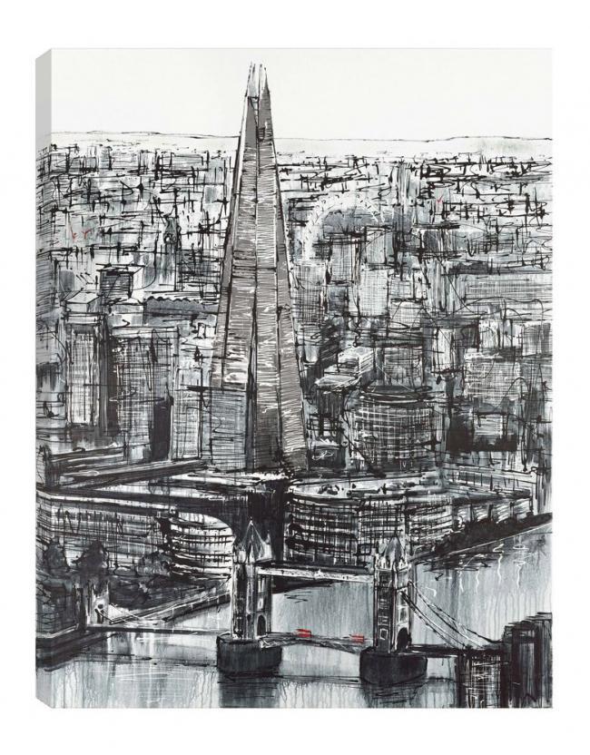 Silver Shard by Paul Kenton