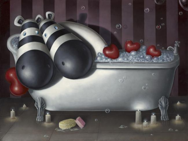 Rub-A-Dub Tub by Peter Smith