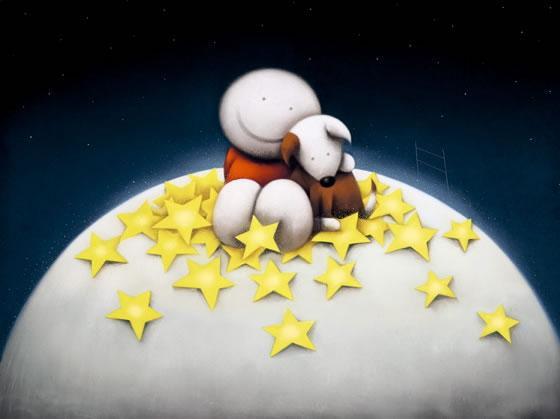 Dreams Come True II - Mounted by Doug Hyde