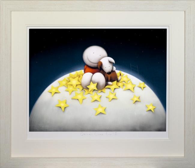 Dreams Come True II - Framed by Doug Hyde