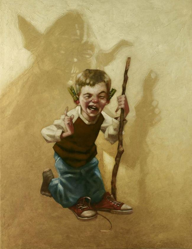 Yoda Am I by Craig Davison