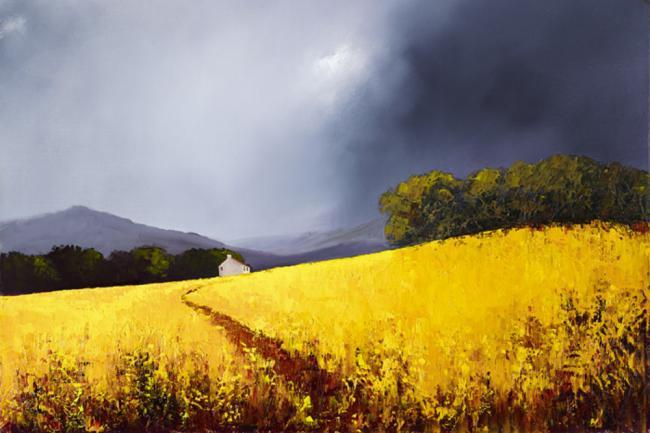 Whispering Fields by Barry Hilton