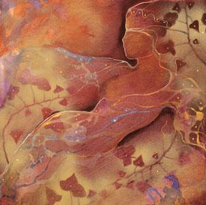 Fantasia II - Print only by Charlotte Atkinson