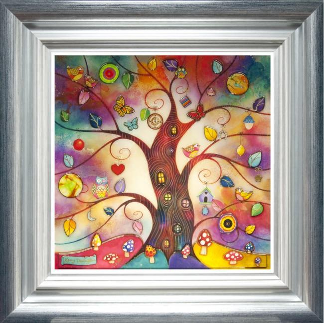 Rainbow Tree by Kerry Darlington