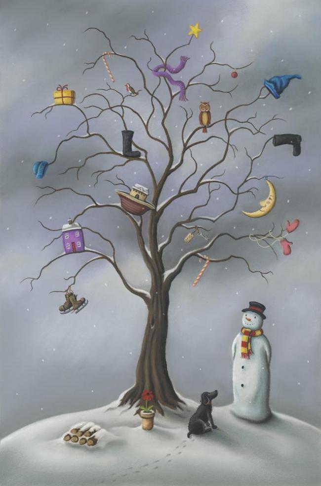 Heart of Winter by Paul Horton