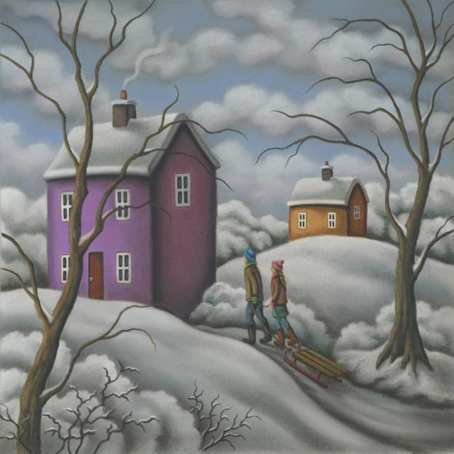 Snowbound by Paul Horton