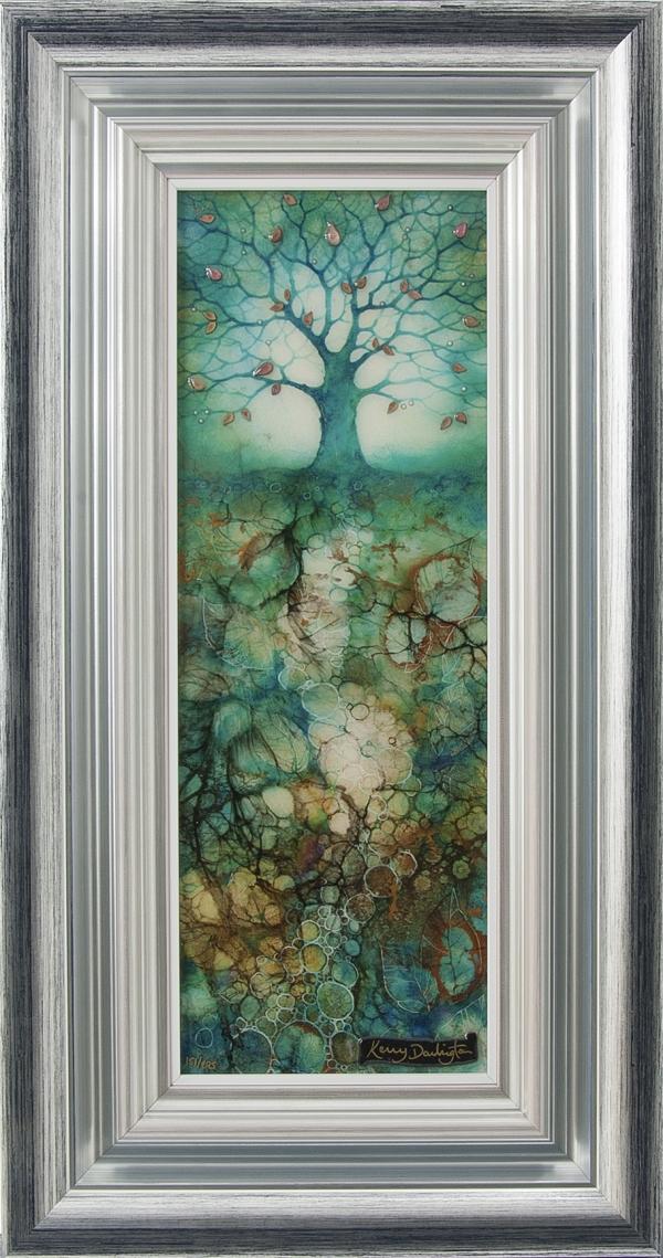 Elderberry Tree by Kerry Darlington