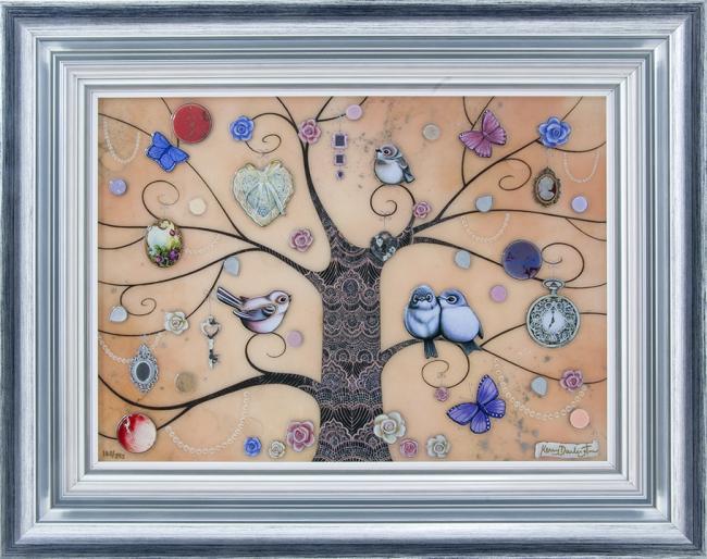 Lace Tree by Kerry Darlington