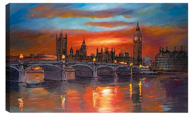 Westminster Moods by Paul Kenton