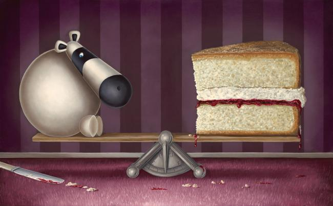 A Balanced Diet by Peter Smith