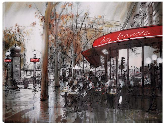 Chez Francis by Paul Kenton