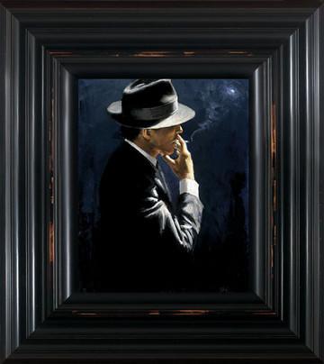 Smoking Under The Light II
