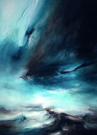 Northern Lights II by Chris & Steve Rocks