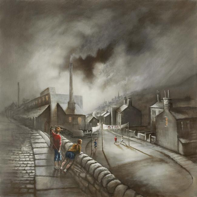 Run Of The Mill by Bob Barker