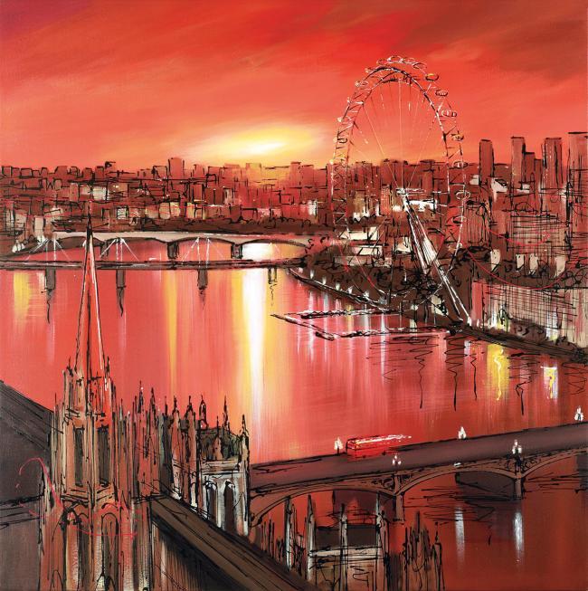 Londons Last Light by Paul Kenton