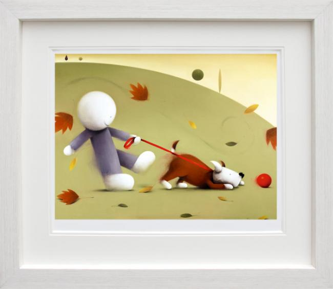 Mad About The Ball - Picture - Framed by Doug Hyde