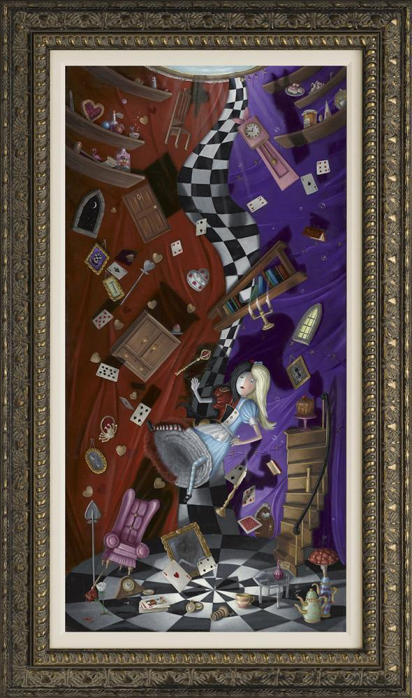 A Most Curious Way To Wonderland by Peter Smith