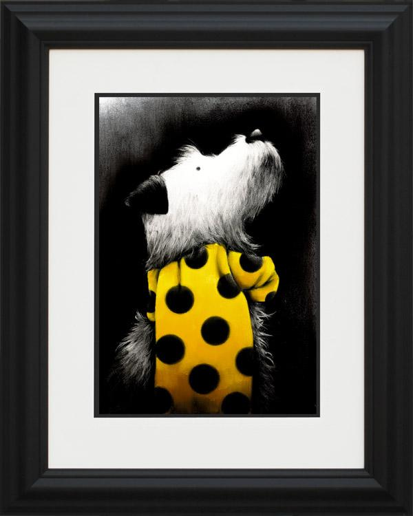Shabby Chic - Framed by Doug Hyde