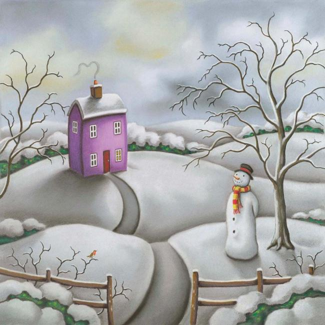 A Winter's Smile by Paul Horton