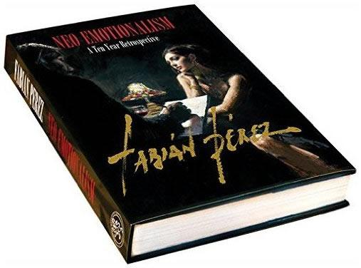 Neo Emotionalism - Open Edition Book by Fabian Perez