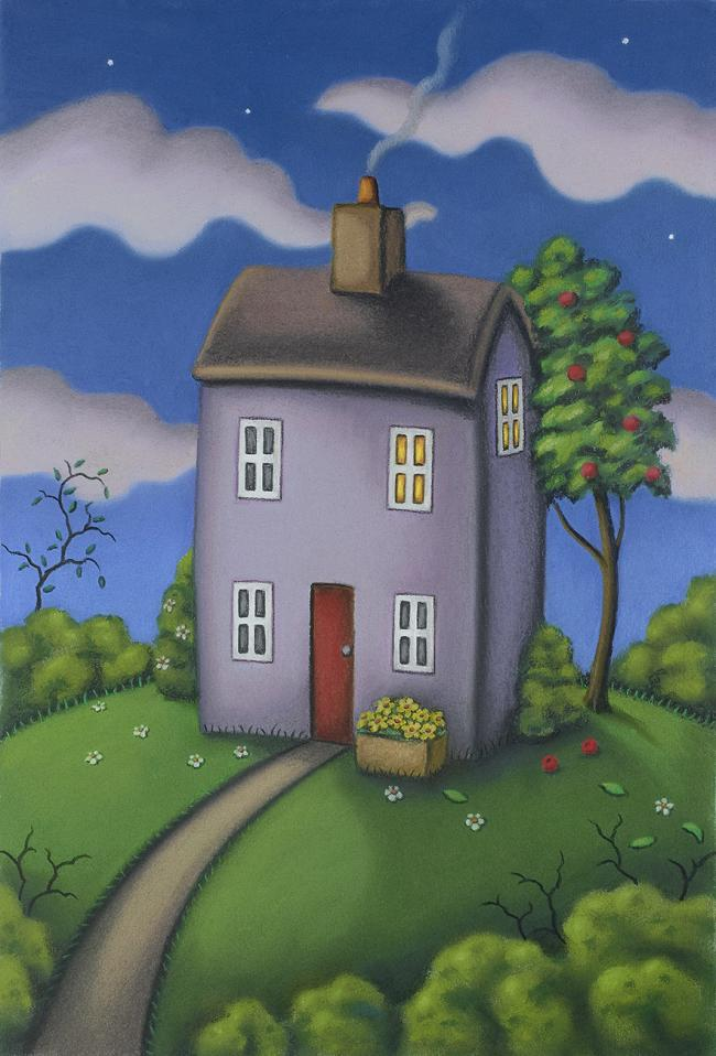 Some Enchanted Evening - Mounted by Paul Horton