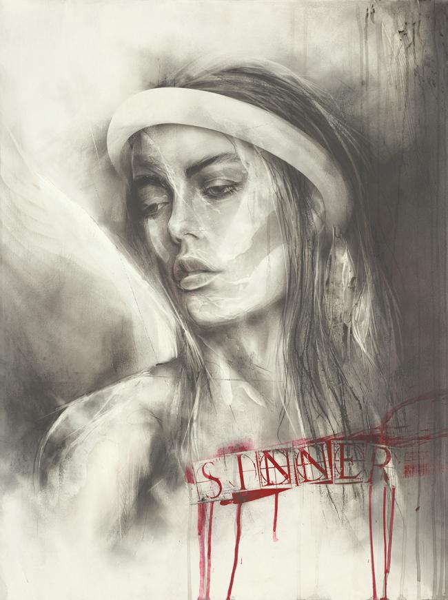 Tanya Hyde (Sinner) by Keith Maiden