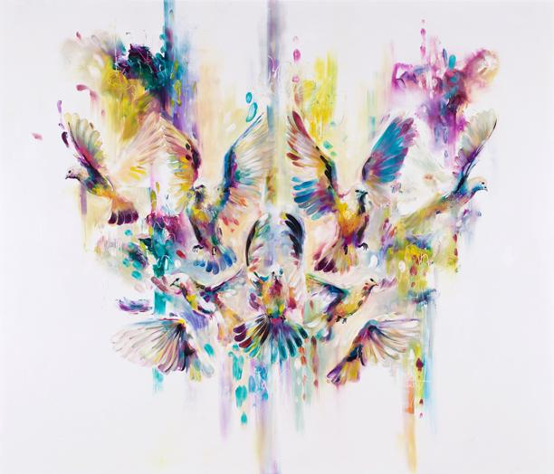 Wingspan by Katy Jade Dobson