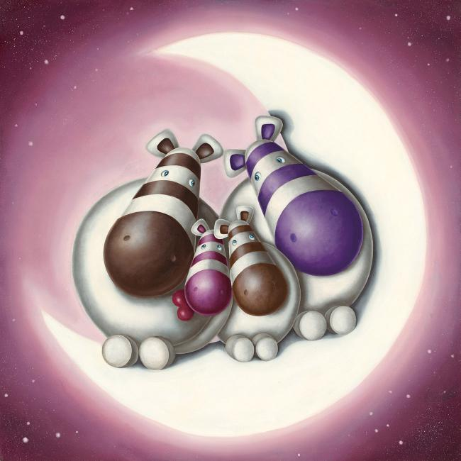 Sweet Dreams Are Made Of This by Peter Smith