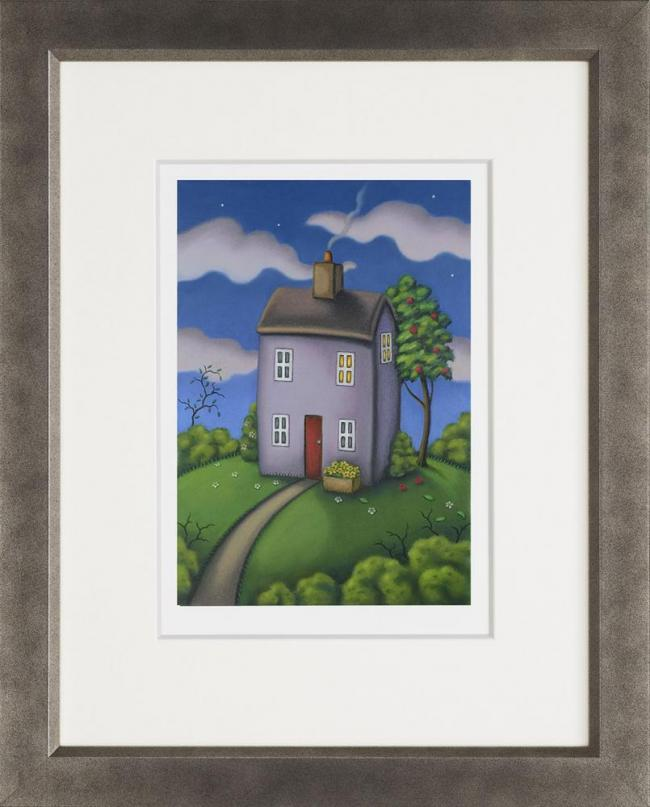 Some Enchanted Evening - Framed by Paul Horton