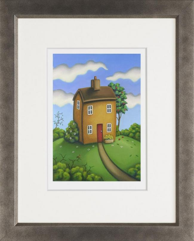 One Fine Day - Framed by Paul Horton