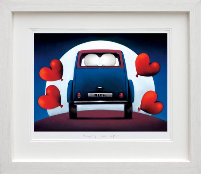 Happily Ever After - Framed by Doug Hyde