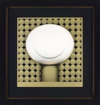 Going For Gold - Framed by Doug Hyde