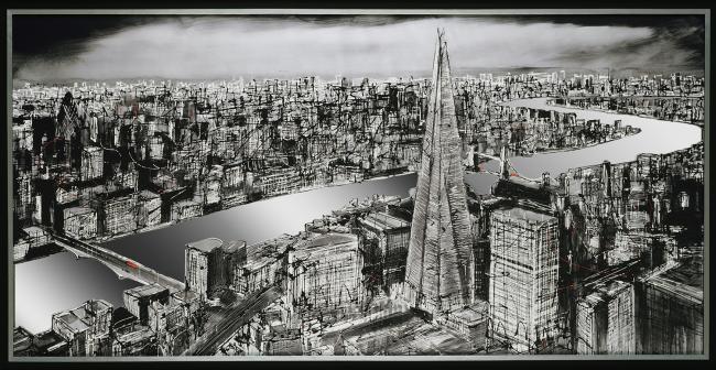 Silver Thames by Paul Kenton