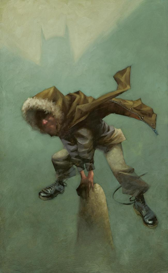Bat Leap by Craig Davison