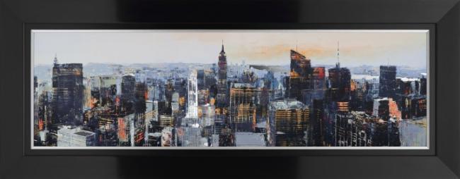 Manhattan Moments by Paul Kenton