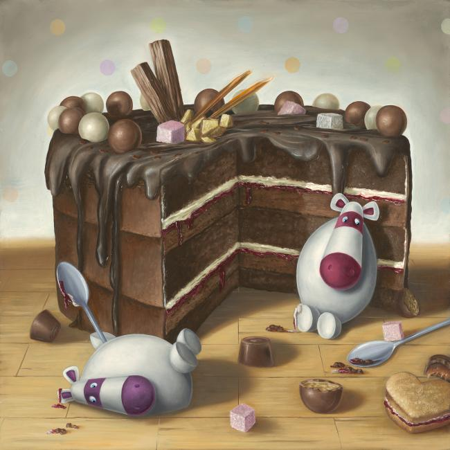 Let Them Eat Cake by Peter Smith