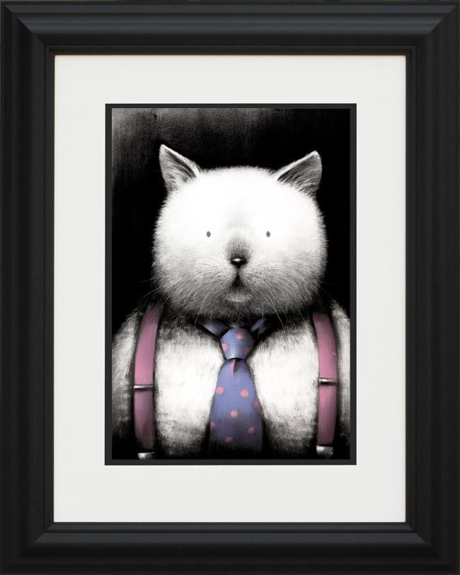 Top Cat - Framed by Doug Hyde