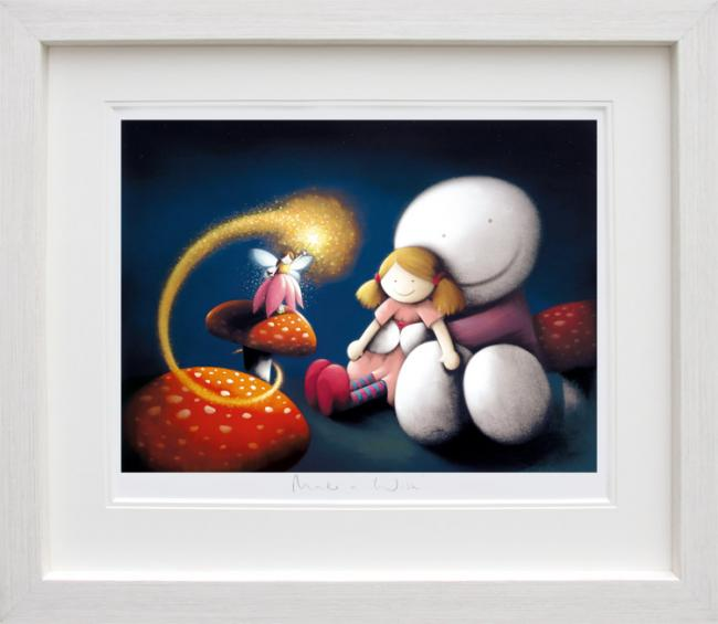 Make A Wish - Framed by Doug Hyde