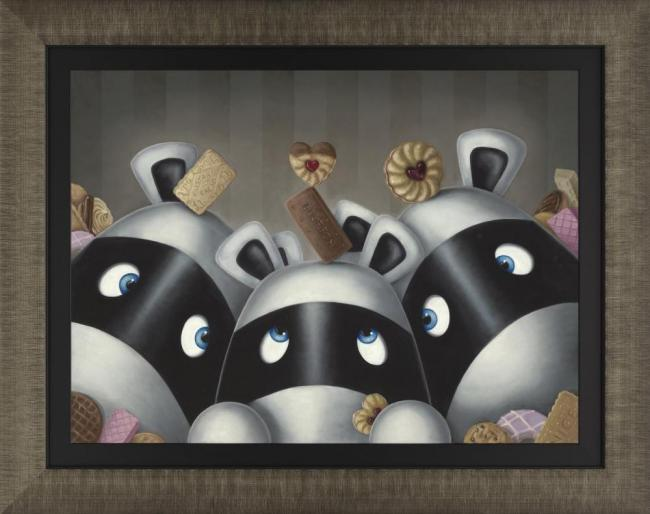 Family Pack - Framed by Peter Smith