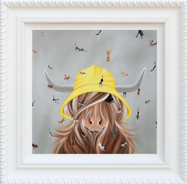Raining Cats & Dogs by Jennifer Hogwood